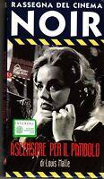 Ascensore per il patibolo (Francia 1957) VHS Editoriale NOIR - Louis Malle
