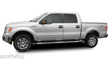 For: FORD F150 ECO BOOST CREW CAB; PAINTED Body Side Molding Mouldings 2009-2014