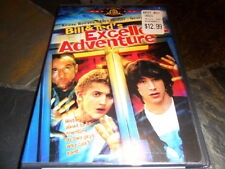 Bill & Ted's Excellent Adventure (DVD, 2009) BRAND NEW FACTORY SEALED