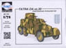 CMK Planet MV104 1/72 Resin WWII Czech Tatra A vz.30 Armored Car
