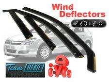 Opel VAUXHALL Astra H MK 5 2005 - 2009 ESTATE Wind deflectors 4.pcs  HEKO 25370