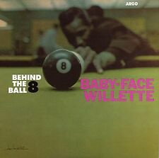 Baby-Face Willette Behind The 8 Sfera Argo Records Sigillato Disco in Vinile LP