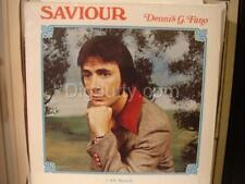 Dennis G. Fano SAVIOUR  -  Vinyl  LP       NM