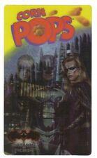 Batman,1997 Kelloggs Batman , Robin and Batgirl . Clooney O'Donnell Silverstone