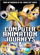 COMPUTER ANIMATED JOURNEYS  DVD BRAND NEW IN SHRINK WRAP