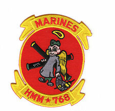 HMM-768 - Marines BC Patch Cat. No. C5632