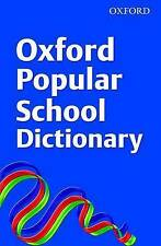 Oxford Popular School Dictionary by OUP (Paperback, 2008)