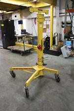 Sumner R150 - 1,500 lb 15 ft Roust-A-Bout Shop Crane