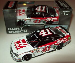 Kurt Busch 2015 Haas CNC Retro Darlington Throwback #41 Chevy SS 1/64 NASCAR