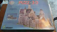 Wrebbit 3D Jigsaw Puzzle, 'Bavarian Castle', New