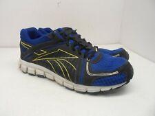 043f0809b76 Reebok Men s Smoothflex Running Shoes V61869 Blue Black Yellow Size 13 Wide  4E