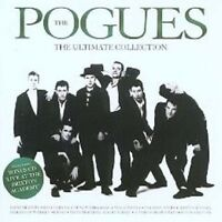 "THE POGUES ""THE ULTIMATE COLLECTION"" 2 CD NEW"