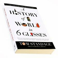 A History of the World in 6 Glasses Book - Beverage History