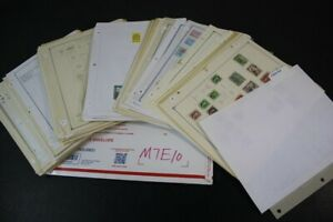 CKStamps : Attractive Mint & Used Middle East Stamps Collection In Pages