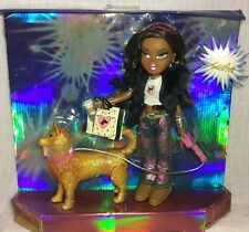 MGA Bratz Walking Walker Star Sighting Sasha Doll With Pet Dog