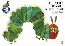 The Very Hungry Caterpillar by Eric Carle (Paperback, 2002)