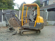 Industrial Mini Diggers for sale | eBay