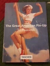 TASCHEN 30 Postcards The Great American Pin Up 1996