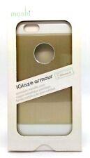 Moshi iGlaze Armour Premium Metallic Case Cover For iPhone 6S & 6 Satin Gold New