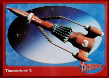 THUNDERBIRDS - Thunderbird 3 - Card #06 - Cards Inc 2001