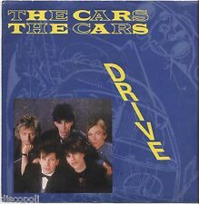 "THE CARS - Drive - VINYL 7"" 45 ITALY 1984 NEAR MINT/VG+ CONDITION"