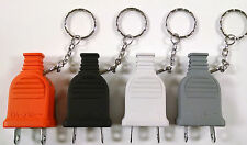 Set Of 4 Novelty Electronic Plug Lighter Refillable Lighter Candle Cigarette