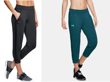 Under Armour UA Women's Featherweight Fleece Crop Pants - New