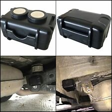 Twin Magnetic Stash Box UNDER CAR Safe Secret Diversion Hide Case Waterproof
