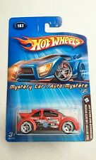 HOT WHEELS VW BEETLE CUP W/REAL RIDERS 2005 MYSTERY CAR DIECAST MINT