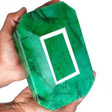 14961 Cts [Certified] Natural Emerald Biggest Museum Grade Finest Green Gemstone