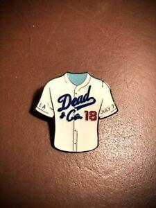 Dead & Co. July 7 2018 Los Angeles Pin