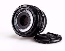 Fujifilm Fujinon Fuji XF 18mm F2 R Lens camera X-Mount  X-T2 X-PRO2 X-T20 BOX