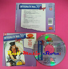 CD international 70 s songs 5 compilation imagine delilah no mc dvd vhs(C35)