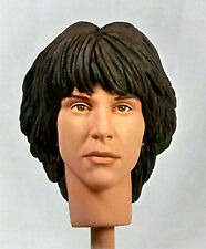 1:6 Custom Head of Keanu Reeve as Ted Logan V1 from Bill and Ted's Excellant Adv
