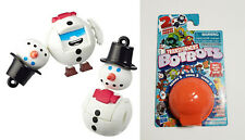 Transformers BOTBOTS Series 3 MELTZ DOWN Snowman Christmas Season Blind Bag Pack