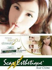 1 x 4g Scar Esthetique Cream Advanced Scar Therapy Acne Keloid Treatment