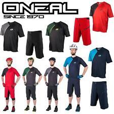 O'Neal Pin IT Jersey Shorts Fahrrad Shirt Hose Mountainbike MTB Trikot Downhill