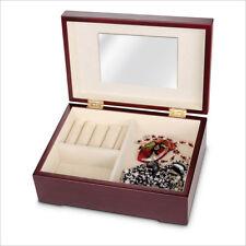 Schmuckkästchen aus Holz |  Schmuckkasten | Schmuckbox | Schmuckaufbewahrung