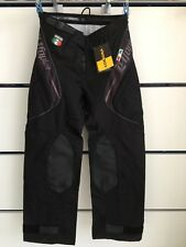 UFO PLAST CORDURA EU 46 US 28 NERO PANTALONI ENDURO BLACK PANTS OFF ROAD NYLON