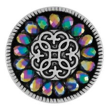 4, Get 5Th $6.95 Snap Free Ginger Snaps Facet - Rainbow Sn09-55 Buy