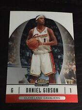2006-07 Finest DANIEL GIBSON RC #79 basketball card ~ Cavaliers rookie ~ F1