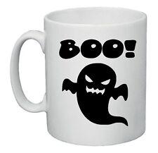 tazza mug 8x10 cm disegno fantasma boo idea regalo halloween scherzo