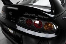 GENUINE TOYOTA Supra 1997-1998 JZA80 Dark Tail Lights Taillights w/ Harnesses