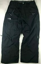 The North Face Freedom pant Men's Large Black Shorts Ski Pants Snow pants