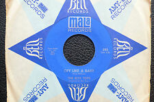 "7"" the BOX TOPS-Cry Like a Baby-US mala"