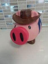 ANZ Bank PIG/Digger Money Box Teriffic Condition HTF!!