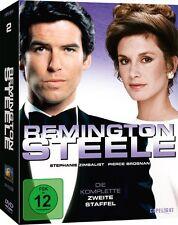 Remington Steele - Die komplette Staffel / Season 2, 7 DVD NEU + OVP!