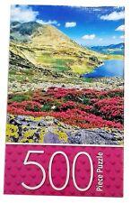 """Mountain Side Retezat National Park Jigsaw Puzzle 500 Pieces 11"""" X 14"""" Piece"""