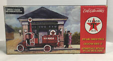 "2000 ERTL 1919 GMC Tanker Truck Bank ""TEXACO"" CHROME EDITION 1/28th Scale NIB"