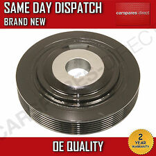 PEUGEOT 206/307/308/406/407/607/807/EXPERT CRANKSHAFT PULLEY 1999>ON *BRAND NEW*